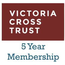 Victoria Cross Trust 5 Year Membership